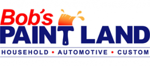 Bob's Paint Land Logo