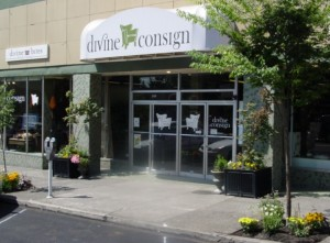 Divine Consign Storefront