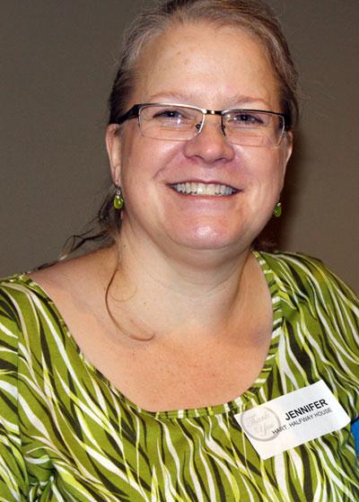 Profile image of Jennifer Hart, who's smiling