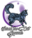 Cat logo for Jared the Cat Groomer