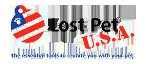 Lost Pet Usa Logo