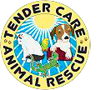 Tender Care Animal Rescue Logo